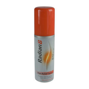 Radian B Pain Relief Spray 100ml (Case Qty 6)