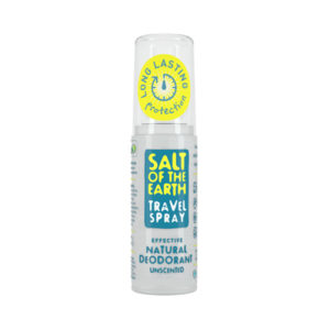 Salt Of The Earth Unscented Travel Deodorant 50ml