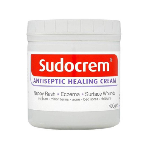Sudocrem Antiseptic Healing Cream For Nappy Rash Eczema Burns 400g