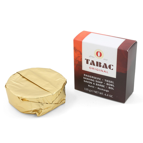 Tabac Shaving Soap Bowl Refill 125g