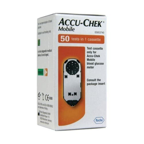 Accu-Chek Mobile 50 Tests