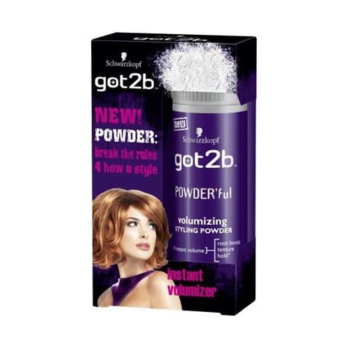 Schwarzkopf Got2b Powder'ful Volumising Styling Powder 10g