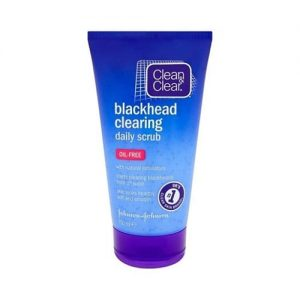 Clean And Clear Blackhead Clearing Daily Scrub 150ml