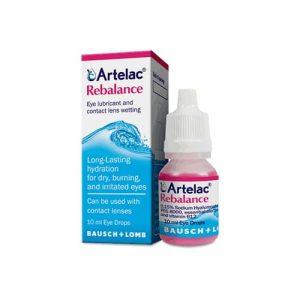 Artelac Rebalance Eye Drops 10ml