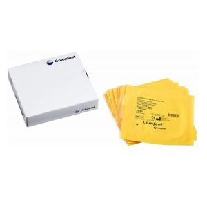 Comfeel Plus Trans 10cm x 10cm 3533 - Pack of 10