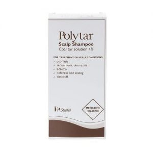 Polytar Scalp Shampoo 150ml