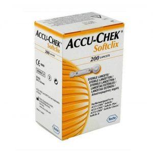 Roche Accu-Chek Softclix 200 Lancets