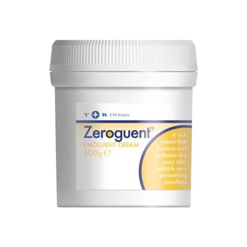 Zeroguent Emollient Cream 500g