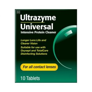 Amo Ultrazyme Protein Remover Tablets 10