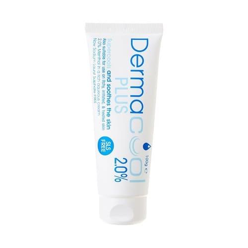 Dermacool Plus 2% Menthol in Aqueous Cream 100g