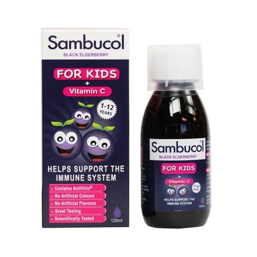 Sambucol For Kids Liquid 120ml