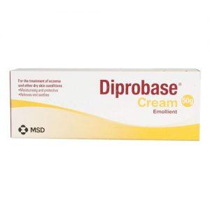Diprobase Eczema Cream 50g