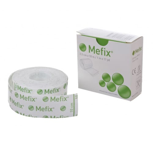 Mefix Adhesive Fabric Dressing Tape 310250 2.5cm x 10m