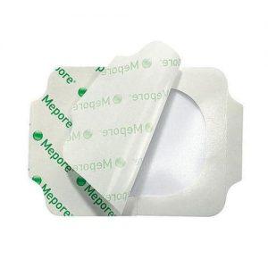 Mepore Adhesive Film Dressing 10cm x 25cm - Pack Of 10