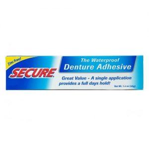 Secure Denture Adhesive 40g