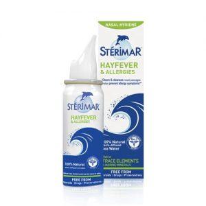 Sterimar Hayfever & Allergies 100ml