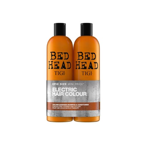 Tigi Bed Head Colour Goddess Set of Shampoo And Conditioner For Coloured Hair 750ml