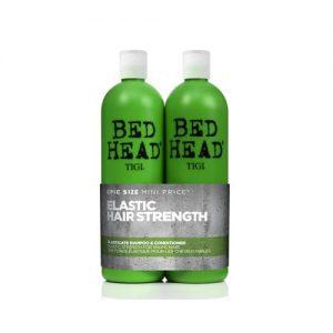 Tigi Bed Head Elasticate Shampoo And Conditioner Set 750ml