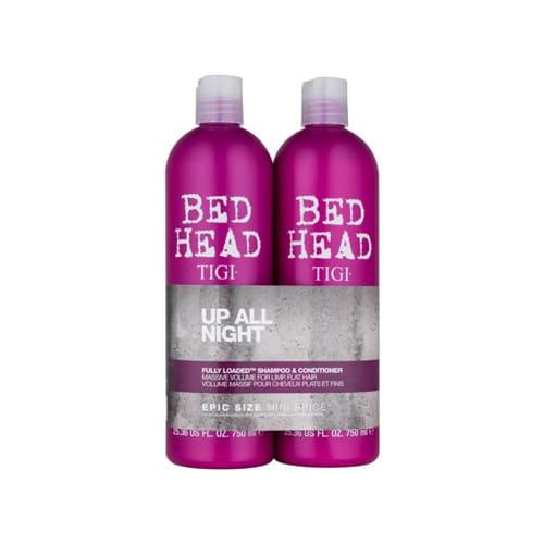 Tigi Bed Head Fully Loaded Shampoo And Conditioner Set 750ml