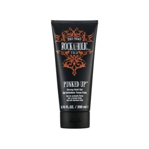Tigi Bed Head Rockaholic Punked Up Strong Hold Gel 200ml