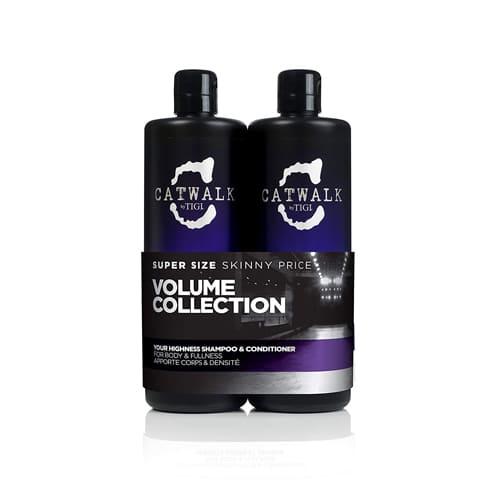 Tigi Catwalk Your Highness Shampoo And Conditioner Set 750ml