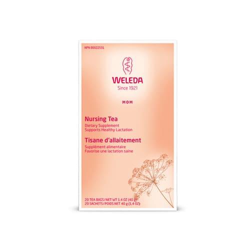 Weleda Nursing Teabags - 20 Count
