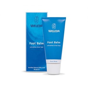 Weleda Organic Natural Foot Balm For Tired Feet 75ml