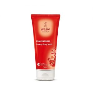 Weleda Organic Pomegranate Creamy Body Wash 200ml