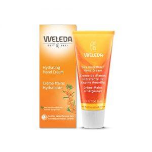 Weleda Organic Sea Buckthorn Natural Hand Cream 50ml
