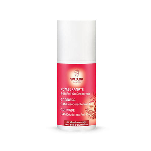 Weleda Roll On Deodorant Pomegranate 50ml
