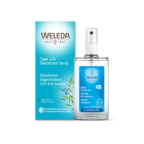 Weleda Sage Deodorant 100ml