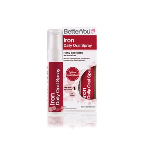BetterYou Iron Daily Oral Spray 25ml