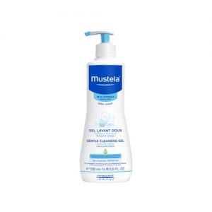 Mustela Gentle Cleansing Gel Hair and Body 500ml