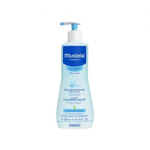 Mustela No Rinse Cleansing Water 500ml