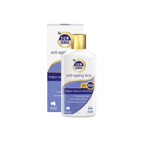 Sunsense Anti-Ageing Face SPF50 Sunscreen 100ml