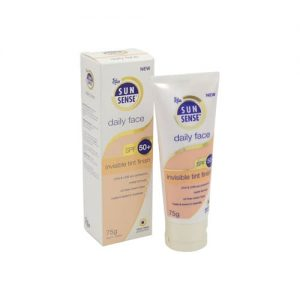 Sunsense Daily Face SPF50+ Invisible Tint Finish 75g