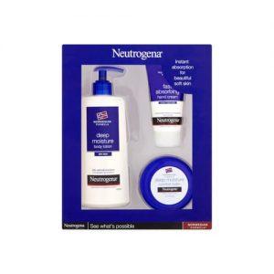 Neutrogena Norwegian Formula Deep Moisture Gift Set