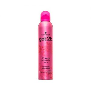 Schwarzkopf Got2b 2sexy Volumizing Hairspray 300ml