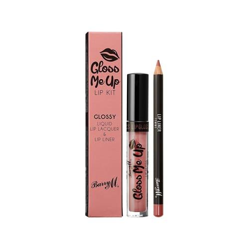 Barry M Gloss Me Up Lip Kits - Femme