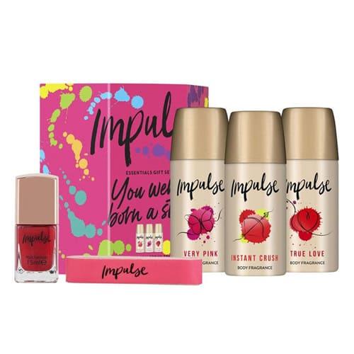 Impulse Essentials Gift Set - 5 Pieces