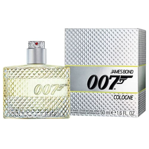 James Bond 007 Cologne Aftershave Spray 50ml