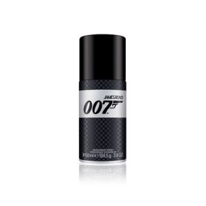 James Bond 007 Deodorant Spray For Men 150ml