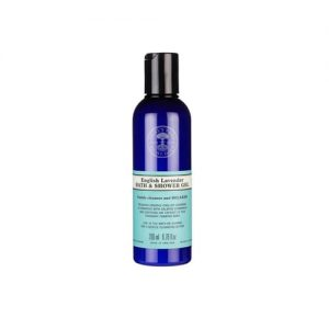 Neal's Yard English Lavender Bath & Shower Gel 200ml
