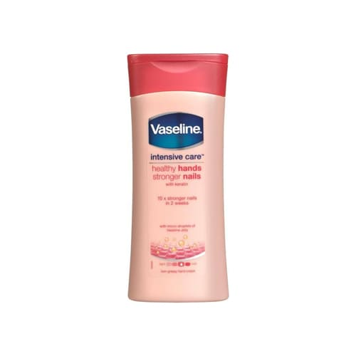 Vaseline Intensive Care Healthy Hands + Stronger Nails Lotion 200ml