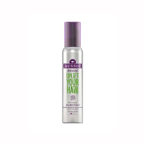 Aussie Dual Personality Volume + Conditioning Mousse 150ml