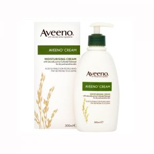 Aveeno Moisturising Cream for Dry and Sensitive Skin 300ml