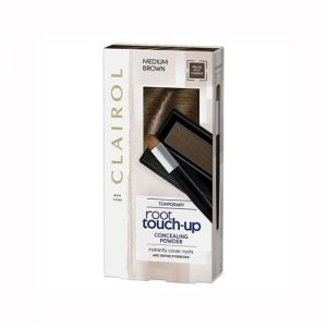 Clairol Root Touch-Up Temporary Concealing Powder - Medium Brown