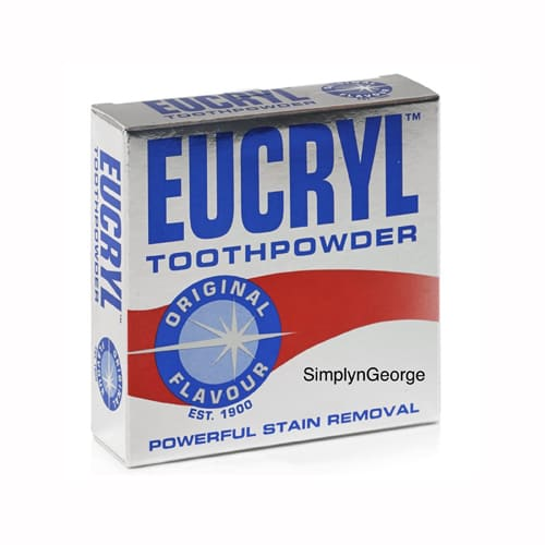 Eucryl Tooth Powder Original 50g
