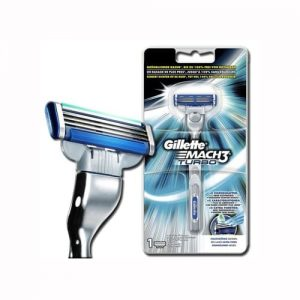 Gillette Mach3 Turbo Men's Razor