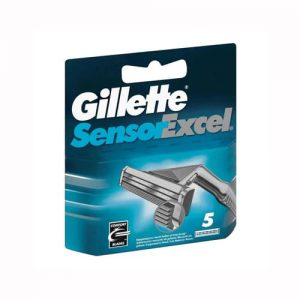 Gillette Sensor Excel Blades - Pack of 5